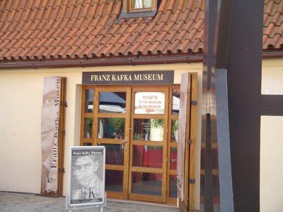 Franz-Kafka-Museum