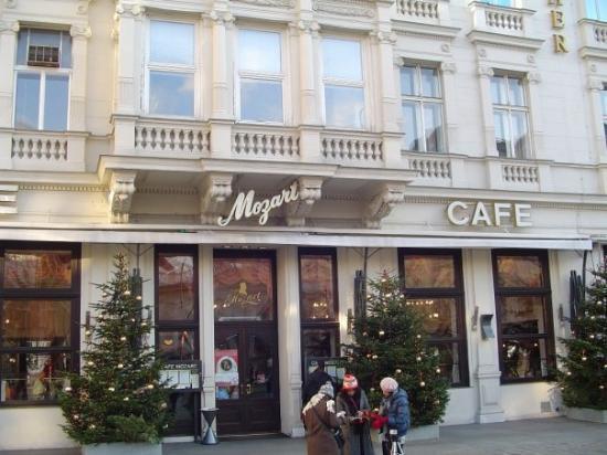 Cafe Mozart Photo