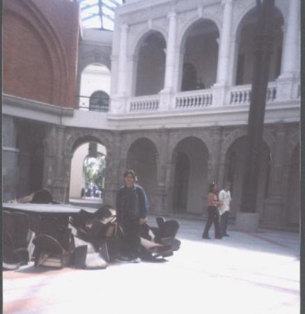 Museo en Quito