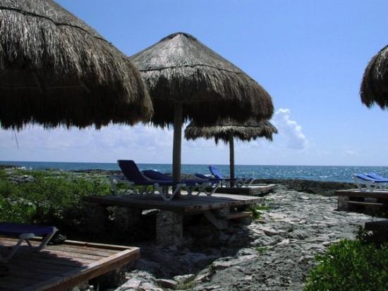 Xpu-ha Beach: Ahhhhh...Mexico 2003