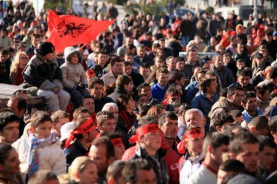 Skanderbeg Square ภาพถ่าย