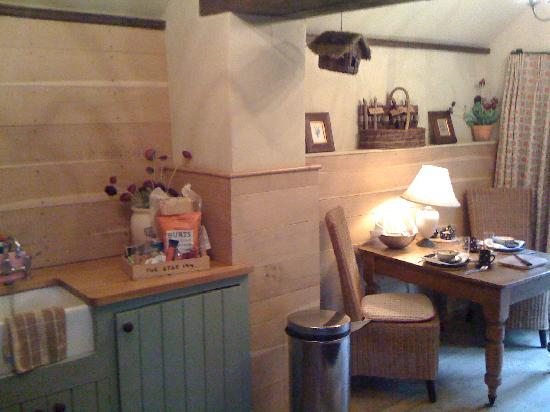 The Star Inn: GARDEN SHED