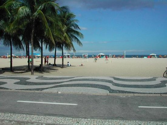 ‪Copacabana Beach‬