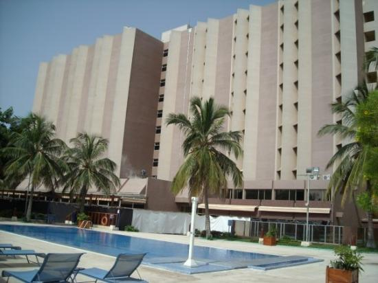 Novotel Dakar : Là c'est vraiment la classe !