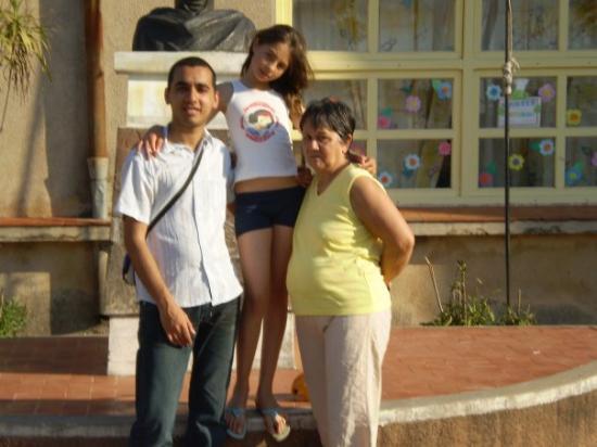 Rivera, Uruguay: MINAS DE CORRALES - YO , NANDA Y MAMA