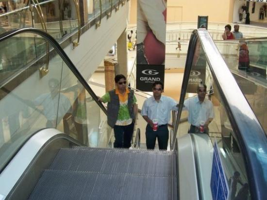 Deira City Center Shopping Mall : Amit Jain