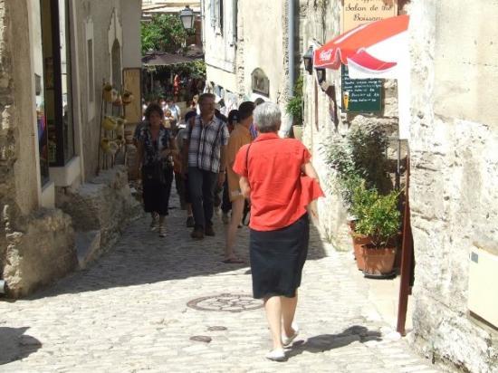 Les Baux de Provence, ฝรั่งเศส: village medievale les beaux de provence
