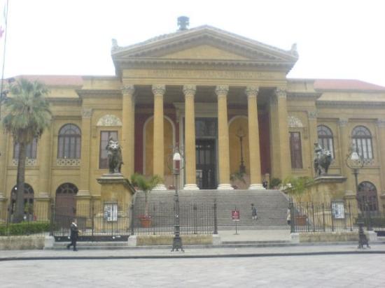 Teatro Massimo : Palermo