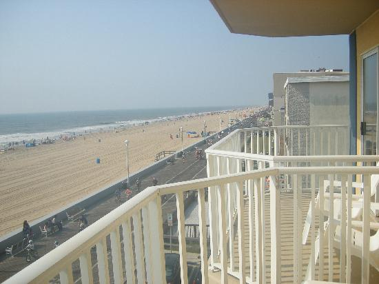 Crystal Beach Hotel Balcony S