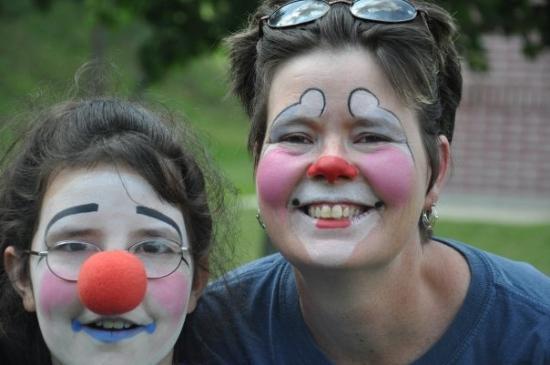 Circus World Museum Clowns