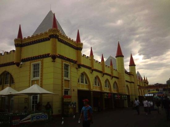 Luna Park Sydney ภาพถ่าย