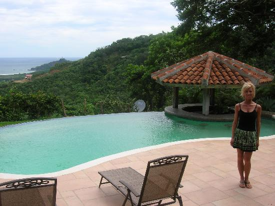 Finca Las Nubes: Our Pool