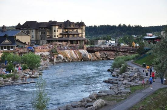 Pagosa Springs Co >> This Is Downtown Pagosa Springs Co Let Me Just Say That The Air In