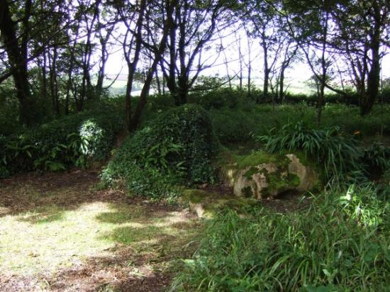 The Lost Gardens of Heligan: The Mud Maid