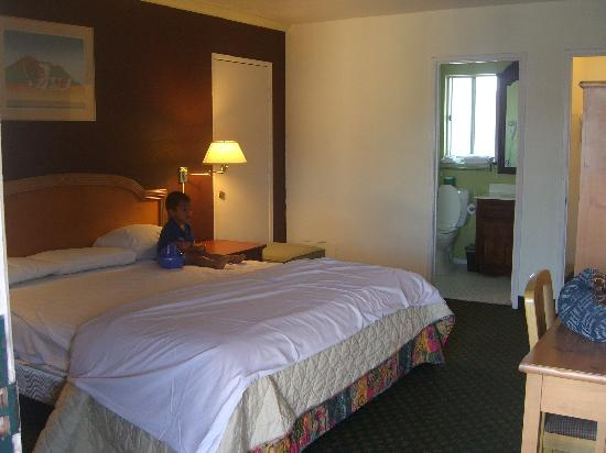 Anaheim Hacienda Inn & Suites Disneyland: What $50/nt can get you in Anaheim
