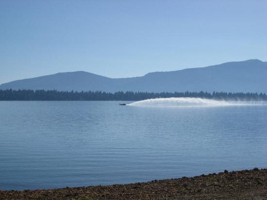 Antlers Motel: Lake Alomar