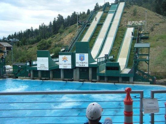 Utah Olympic Park Photo