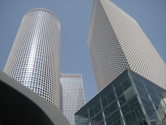 Tel Aviv, Israel: עזריאלי