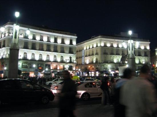 Plaza del sol madrid fotograf a de madrid comunidad de for Plaza de sol madrid