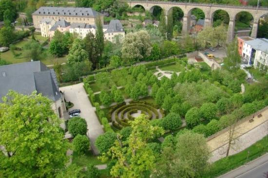Viaduc (Passerelle) : Old Town, Luxembourg