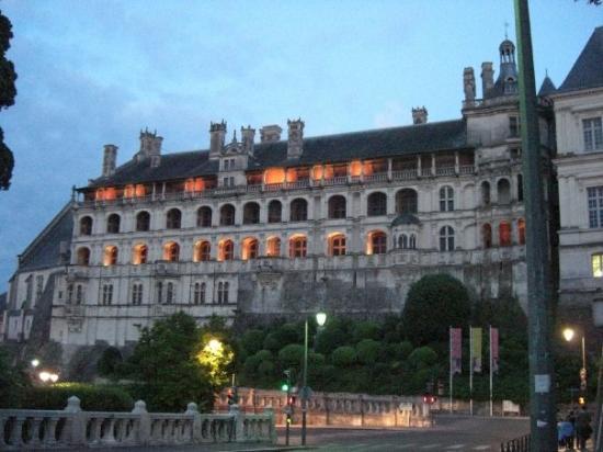 Il castello di Blois
