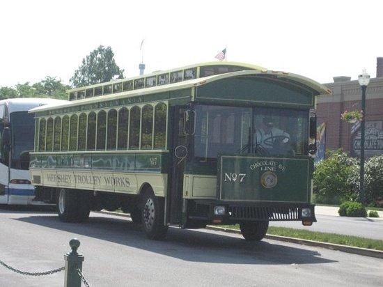 Hershey Trolley Works Photo