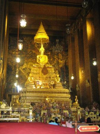 Da Lat, Vietnam: Wat Pho, Bangkok