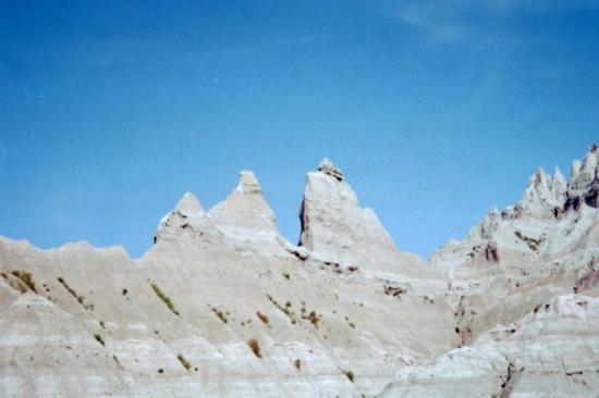 Badlands Wall: The Badlands