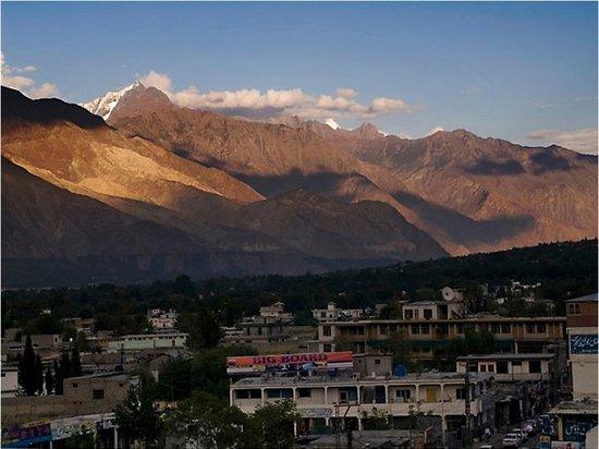 اسلام أباد, باكستان: Village de Gilgit