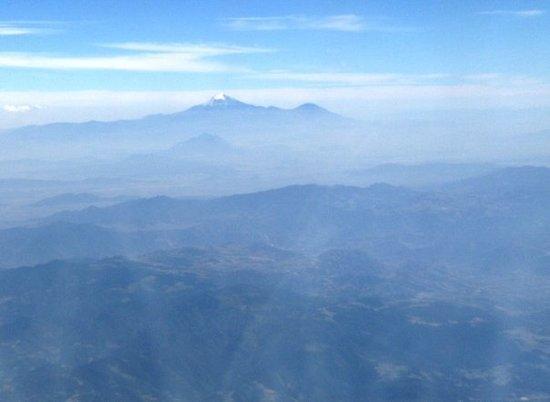 Iztaccihuatl and Popocatepetl National Park