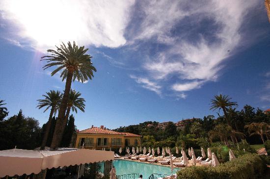 Hotel Royal-Riviera: The pool
