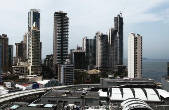 Panama, Panama : view from the master bedroom