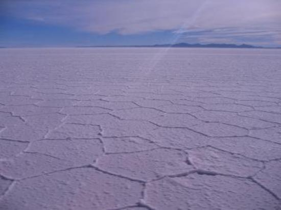 Bolivia: les salar d'Uyuni ( Bolivie )