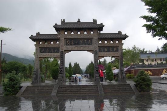 Shaolin Temple: Dengfeng verso il Monastero arti marziali