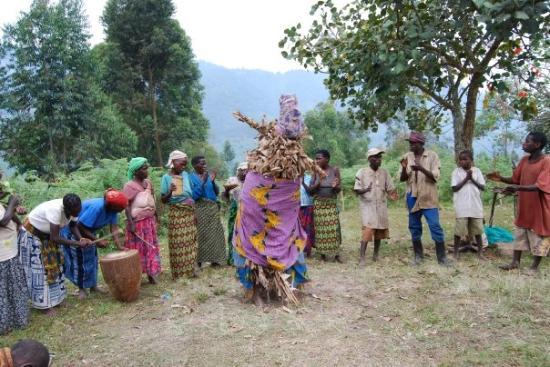 Bwindi Impenetrable National Park Photo