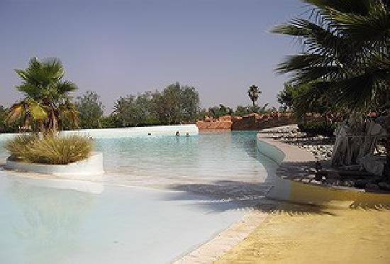 Piscine A Vagues Picture Of Oasiria Marrakech Tripadvisor
