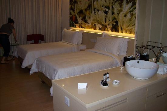 Ansa Kuala Lumpur: Twin room