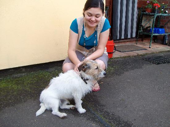 سترينيث جيست هاوس: The family pet