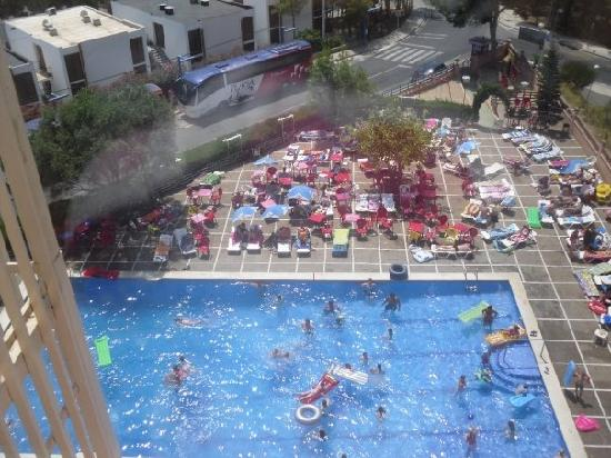 H·TOP Molinos Park: Main pool