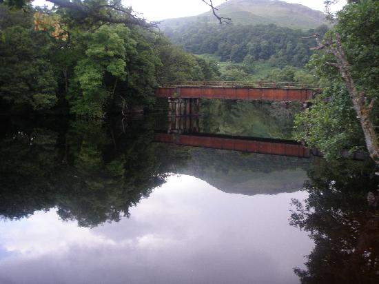 Craigbuie Guest House: On the Loch Tay walk