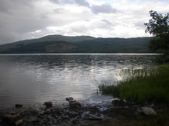 Craigbuie Guest House: Loch Tay head 15min walk