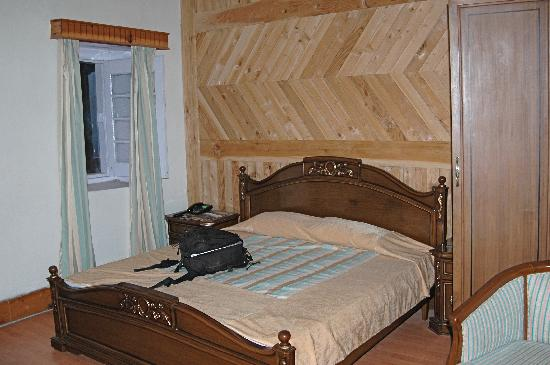 Наггар, Индия: My room at Naggar Castle