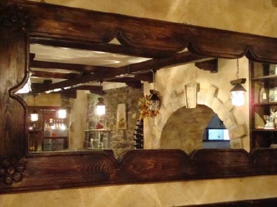 La taverna antica colonna ristorante recensioni numero for Foto di taverne arredate