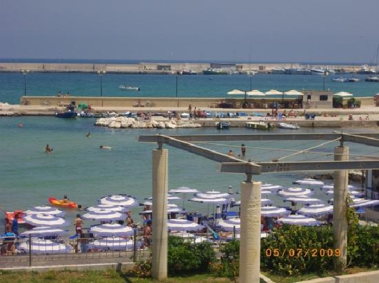 Hotel Profumo di Mare: Lido convenzionato con l'hotel