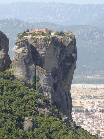 Nikiti, Grécia: Meteora