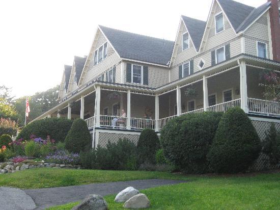 Five Gables Inn: Five Gables Facade