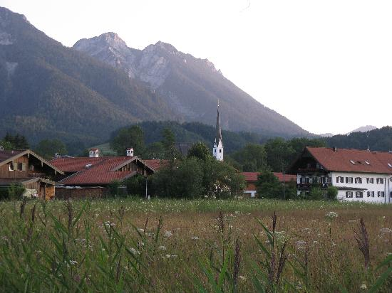 Gasthof Inzeller Hof : On a walk  7mins.away from hotel