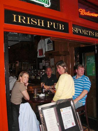 Irish dating new york