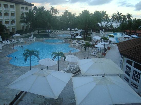 Sauipe Resorts: Vista desde el cuarto