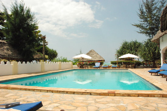 Zanzibar Retreat Hotel : swimming pool